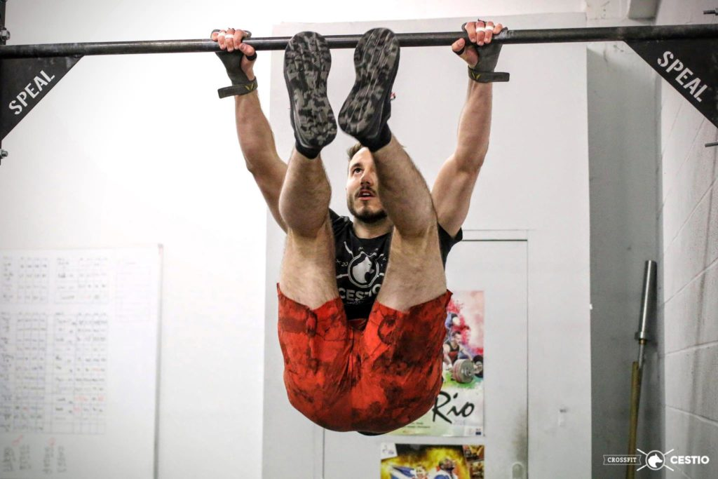 Toes to Bar - Crossfit Cestio