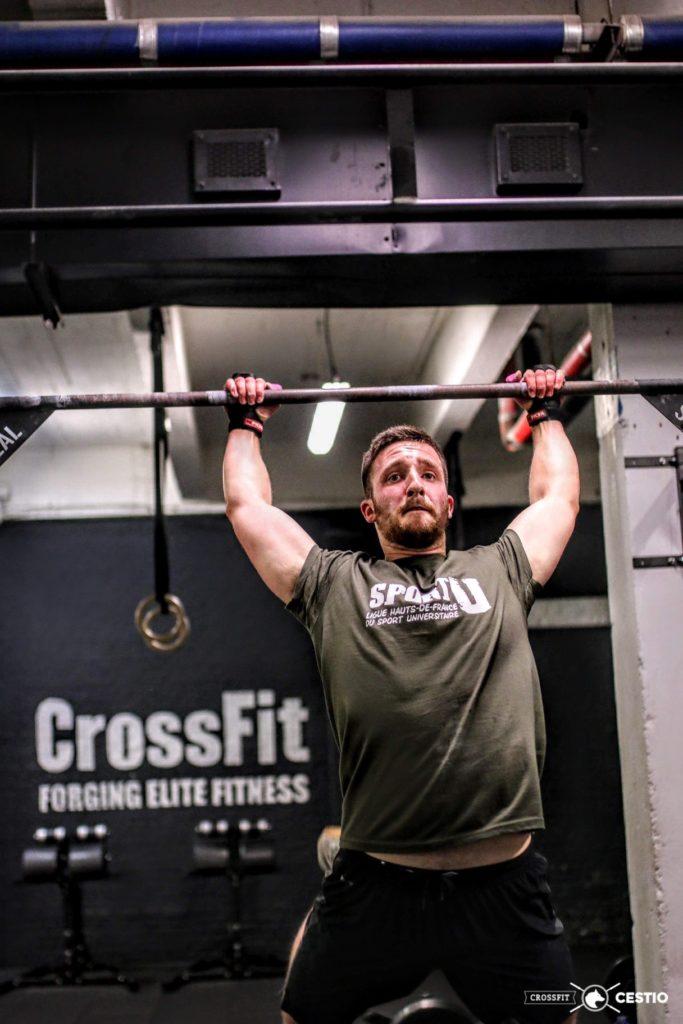 Arthur Michel - CrossFit Cestio